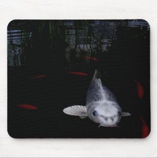 Carp Fish Mouse Pad