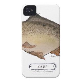 Carp fish, tony fernandes Case-Mate iPhone 4 case