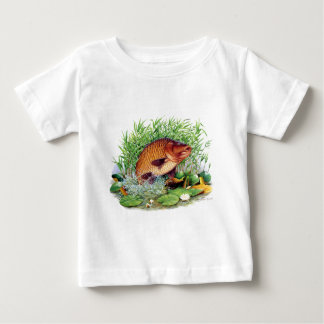 Carp Fishing Baby T-Shirt