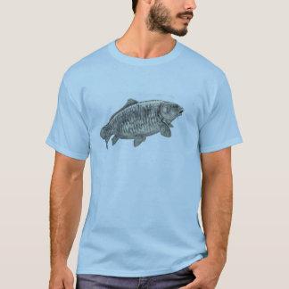 Carp Fishing Fully Scaled Tshirt