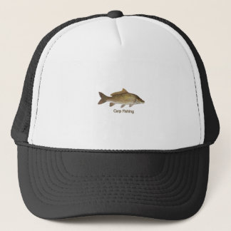 Carp Fishing Trucker Hat