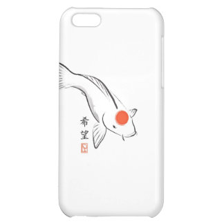 Carp for Hope iPhone 5C Covers