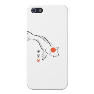 Carp for Hope Cover For iPhone 5