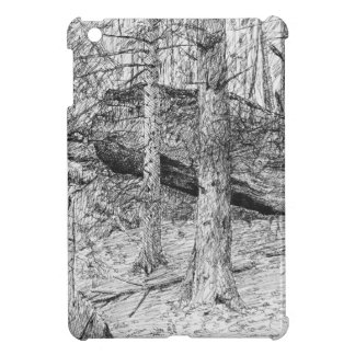 Carpathian Forest Graphic iPad Mini Cover