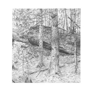 Carpathian Forest Graphic Notepad