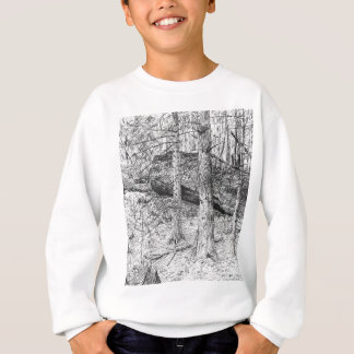 Carpathian Forest Graphic Sweatshirt