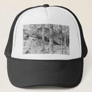 Carpathian Forest Graphic Trucker Hat