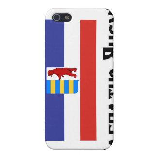 Carpatho-Rusyn iPhone Case iPhone 5 Cases