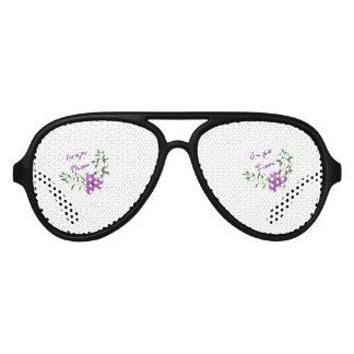 Carpe Diem Aviator Sunglasses