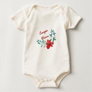 Carpe Diem Baby Bodysuit