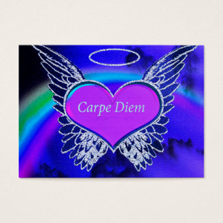 Carpe Diem Business Card