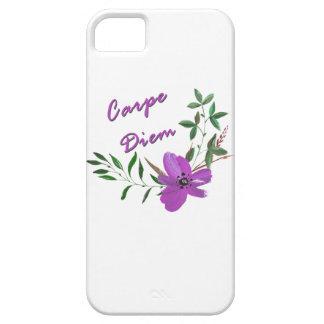 Carpe Diem Case For The iPhone 5