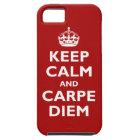 Carpe Diem! iPhone 5 Cover