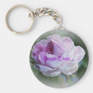 Carpe Diem Keychain