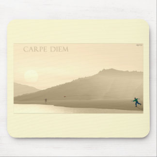 Carpe Diem Mouse Pad