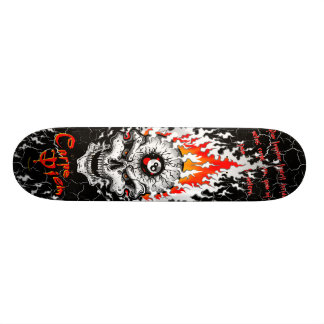 Carpe Diem One Skate Board