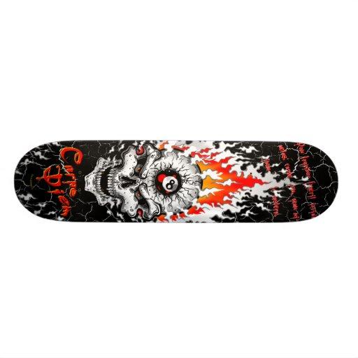 Carpe Diem One Skateboard Deck