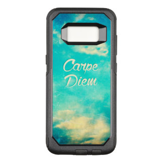 Carpe Diem OtterBox Commuter Samsung Galaxy S8 Case