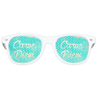 Carpe Diem Retro Sunglasses