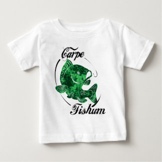 Carpe Fishum Baby T-Shirt