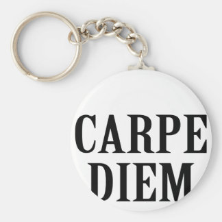 carpe keychain