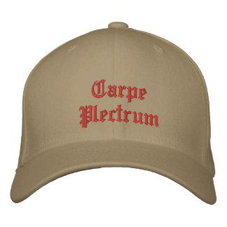 Carpe Plectrum ballcap Embroidered Hat