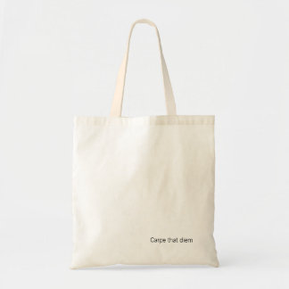 Carpe That Diem Tote Bag