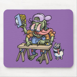 Carpenster Mouse Pad