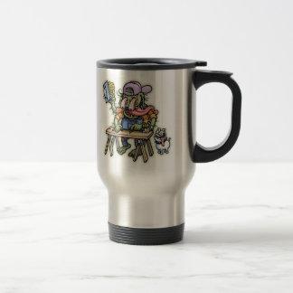 Carpenster Travel Mug