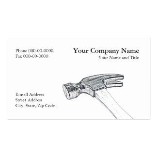 Carpenter Business card