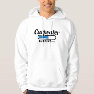 Carpenter loading hoodie