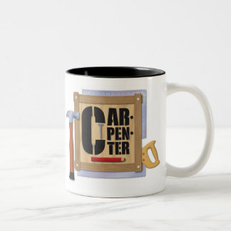 """Carpenter"" Mug"