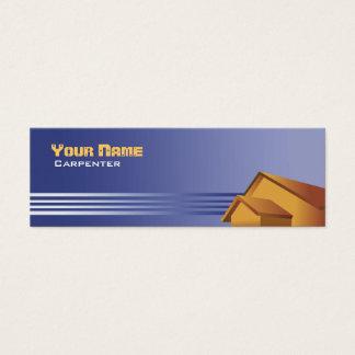 Carpenter Skinny Business Cards