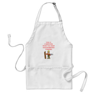 CARPENTER STANDARD APRON