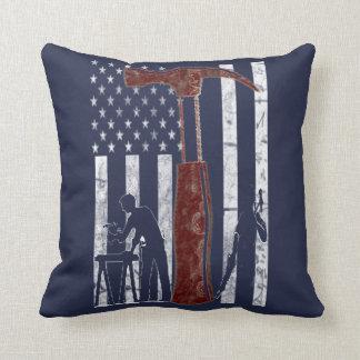 Carpenter Throw Pillow