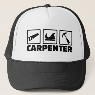 Carpenter Trucker Hat