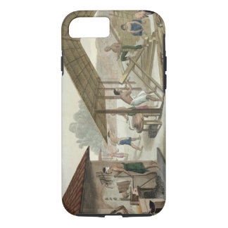 Carpentry Workshop in Kupang, Timor, plate 6 from iPhone 7 Case