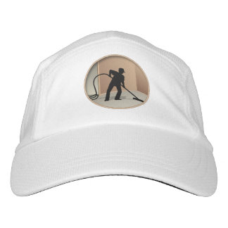 Carpet Cleaning Hat