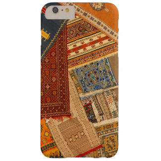 Carpet Collage Close Up Barely There iPhone 6 Plus Case