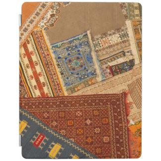Carpet Collage Close Up iPad Cover