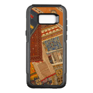 Carpet Collage Close Up OtterBox Commuter Samsung Galaxy S8+ Case