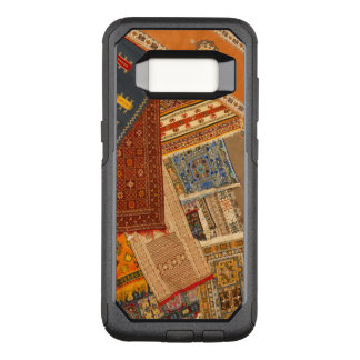 Carpet Collage Close Up OtterBox Commuter Samsung Galaxy S8 Case