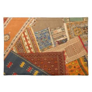 Carpet Collage Close Up Placemat