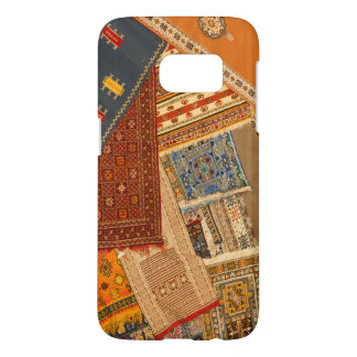 Carpet Collage Close Up Samsung Galaxy S7 Case