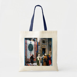 CARPETBAG Totebag Tote Bag