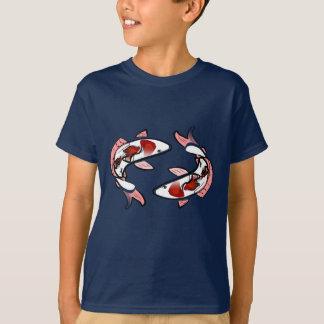 Carps Kohaku Koi T-shirts