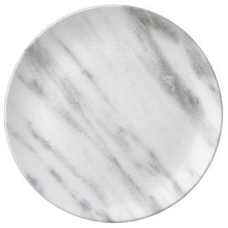 Carrara Marble Texture Plate