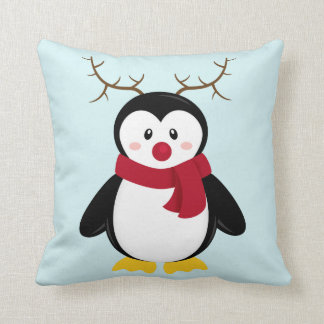 Carreau de pingouin de Rudolph Oreiller