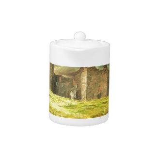 Carreg Cennen Castle ....