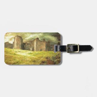 Carreg Cennen Castle .... Luggage Tag